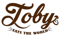TOBY eats the world