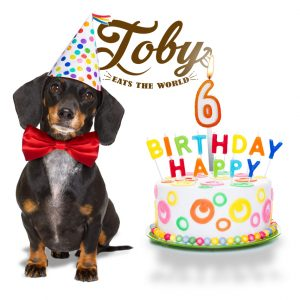 cumplemeses TOBY
