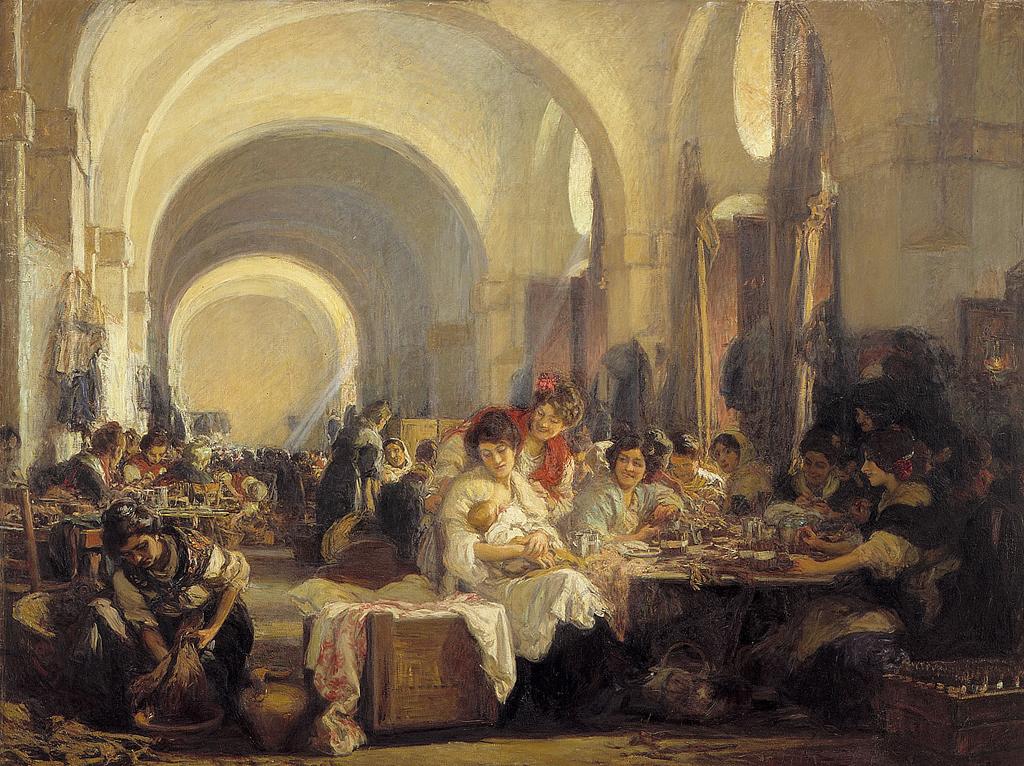 Cigarreras de Sevilla
