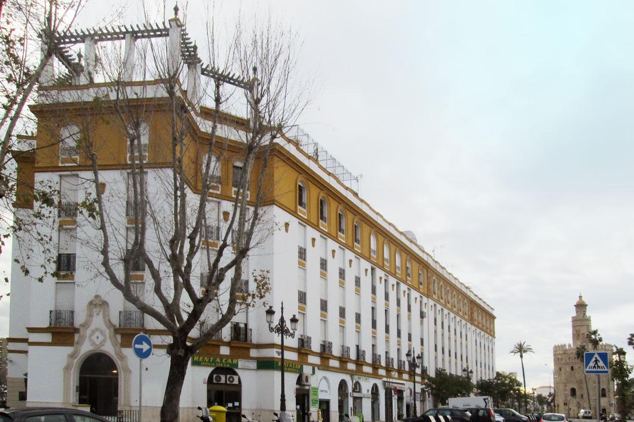Edificio Cristina